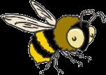 Six Bees Logo